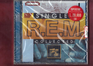 REM-SINGLE-COLLECTED-CD-NUOVO-SIGILLATO