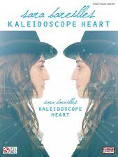 Sara Bareilles Kaleidoscope Heart Sheet Music Piano Vocal Guitar 002501590