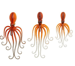 185 300 g Soft Plastic Fishing Lures Savage Gear 3D Octopus 120