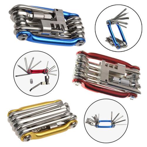 Fahrrad Reparatur Werkzeug Stahl Reparatur Zubehör Universal Kit Sechskant