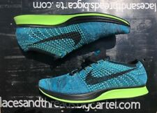 736d6c594d42 item 5 MEN S NIKE FLYKNIT RACER BLUE LAGOON BLACK POLARIZED BLUE SZ 12   526628-401  -MEN S NIKE FLYKNIT RACER BLUE LAGOON BLACK POLARIZED BLUE SZ  12 ...