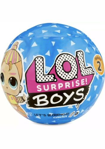 LOL Surprise BOYS SERIE 2 I NUOVI Maschi Lol In Italia Originali
