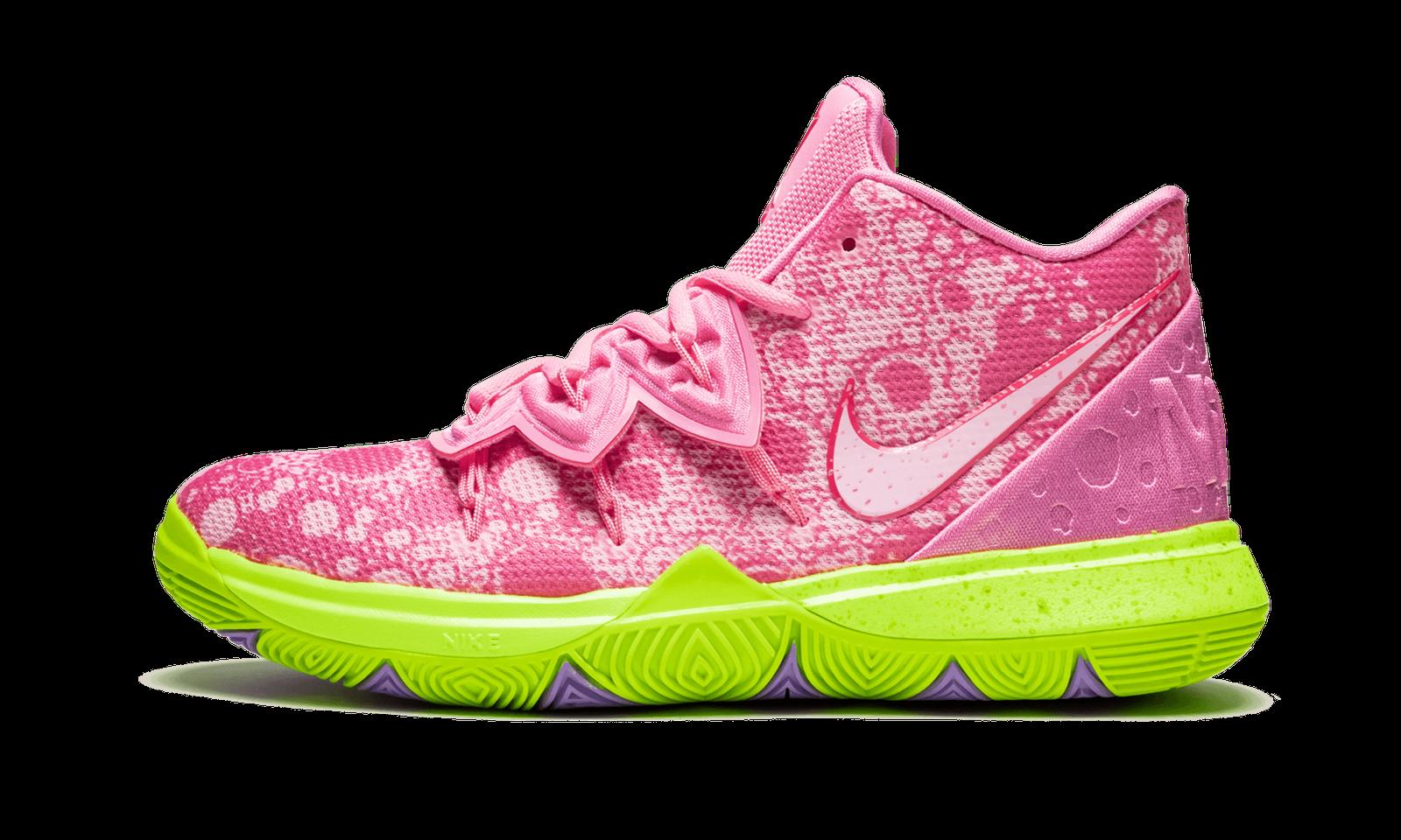 Nike Kyrie 5 GS Patrick Star Fish