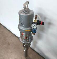 Graco 947594 Monark Air Powered Pump 51 25gpm 12npt 120psi Stainless Steel
