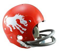 090f11a1 Denver Broncos Throwback Full Size Football Helmet for sale online ...