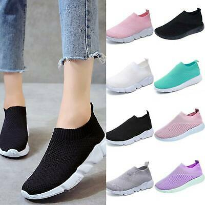 Sports Comfy Sock Sneakers Shoes Size
