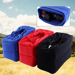 Shockproof-Camera-Lens-Case-Flexible-Insert-Partition-Padded-Bag-for-DSLR-SLR