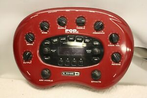 LINE-6-POD-XT-AMP-MODELLER-MULTI-EFFECTS-ULTIMATE-TONE-FOR-GUITAR-SPARE-amp-REPAIR
