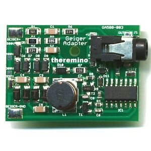 Theremino-Geiger-Adapter
