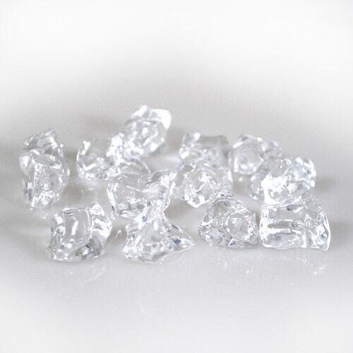 "Clear Acrylic Molded Display /""Ice/"" 1 Lb Bag"