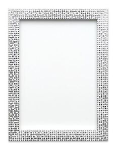 Flat-Bright-Mirror-effect-Mosaic-Picture-Photo-Poster-frame-A4-A3-Silver