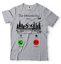 The-Mountains-Are-Calling-Funny-Hiking-T-shirt-Camping-shirt-Hiking-T-shirt miniature 2