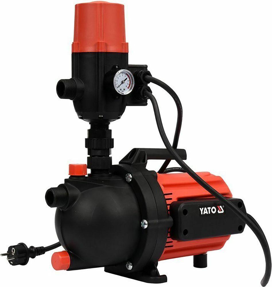 Water Works Garden Pump With Pressure Switch 600W 3100 L/H Water Pump