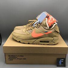 Nike Air Max 90 Off white Desert Ore EU 44 US 10 UK 9