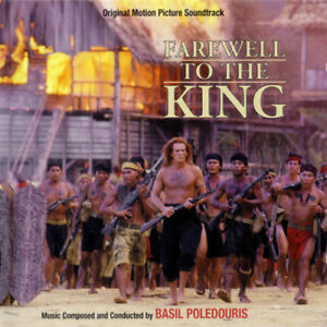 FAREWELL-TO-THE-KING-Soundtrack-CD-Expanded-Edition-Basil-Poledouris-New