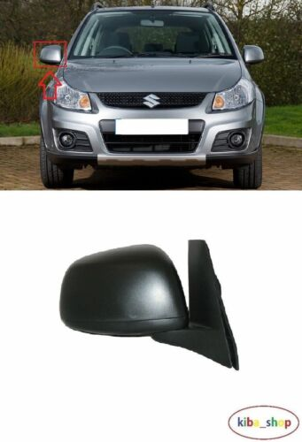 SUZUKI SX4 2006-2013 NEW WING MIRROR ELECTRIC HEATED RIGHT O//S DRIVER LHD/&RHD
