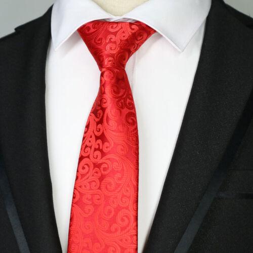 7CM Fashion MansTie Stain Tied Multi-Color Dots Striped Checks Polyester Wedding