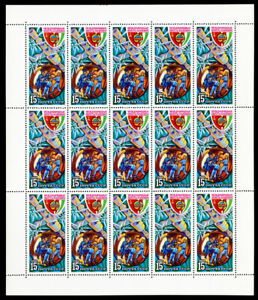 Russia-Early-Mint-NH-Space-Stamp-Sheet-Collection-700-Issues