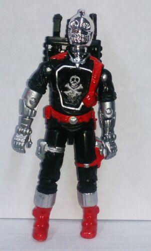 Joe Black Major Custom Royaume-Uni skeletron B.A.T. Nouveau G.I