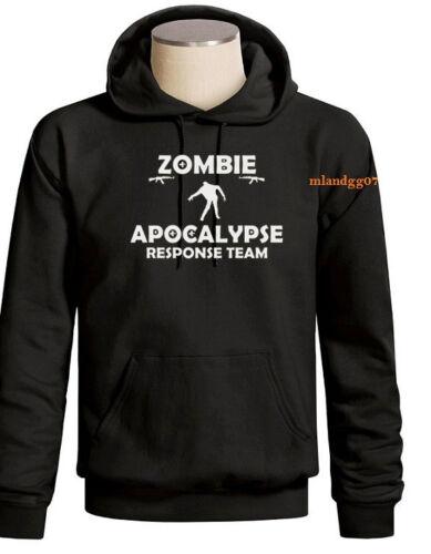 Zombie Apocalypse Response Team Sweatshirt  Walking Dead Hoodie SIZES S-3XL
