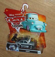 New Disney Cars TooN MANJI NO 27 diecast Tokyo Mater