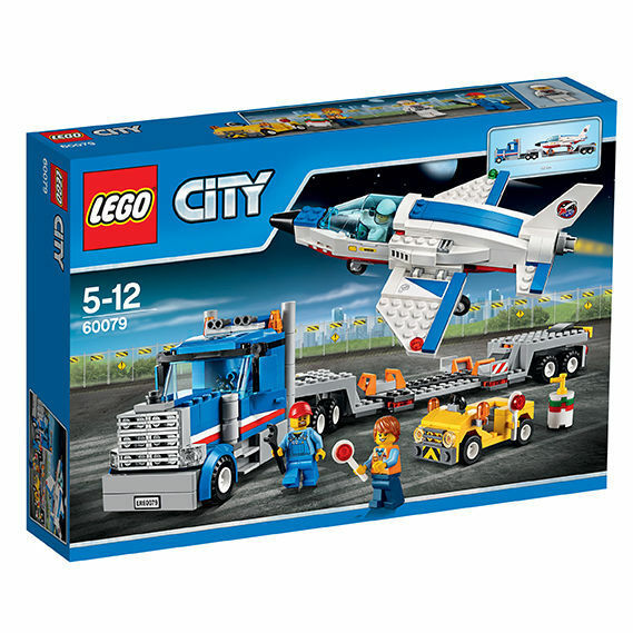 LEGO LEGO LEGO City Weltraumjet mit Transporter (60079) 63760d