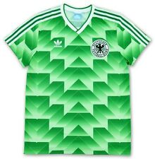 Adidas West Germany World Cup Italia 90 Away Jersey/Shirt Retro/Classic/Vintage