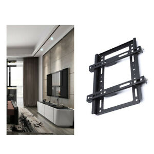 Slim TILT TV Wall Bracket Mount For 14 32 40 42 50 55 60 65 70 Plasma LED LCD