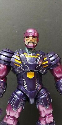 Marvel Legends Custom Sentinel Drone Head 6 inch UNPAINTED READ DESCRIPTION