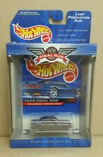 Hot Wheels 1999 Final Run Series Mercedes 380 SEL New RARE