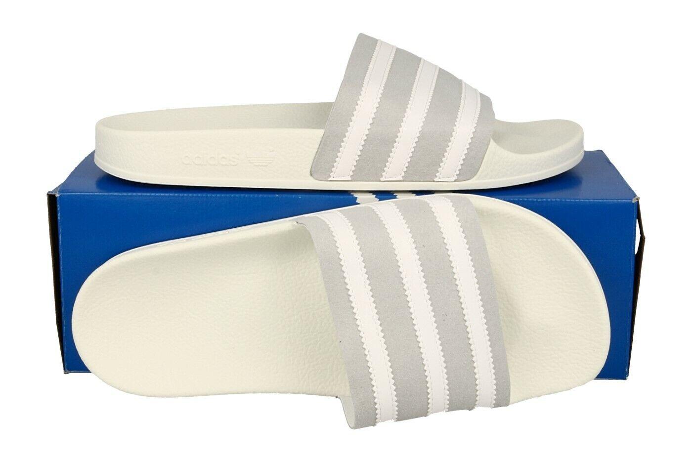 Adidas Originals Adilette CG6435 Grau   Beige  | | | eine große Vielfalt  abf05a