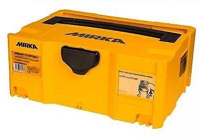MIRKA Systainer (groß) 400 x 300 x 210 mm MIRKA CASE Gelb VE=1 St.