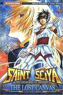 Saint Seiya, Tome 1 : La légende d'Hadès von Masami Kuru... | Buch | Zustand gut