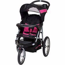 Bebelove Usa Triple Jogging Stroller Pink Ebay