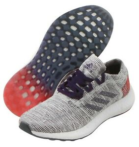 6980b0d44b82f Adidas Women Pureboost GO Shoes Running Gray Casual Sneakers Boot ...