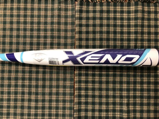 NIW 2017 LOUISVILLE SLUGGER XENO PLUS FASTPITCH BAT FPXN170 33/23 (-10) ASA HOT!