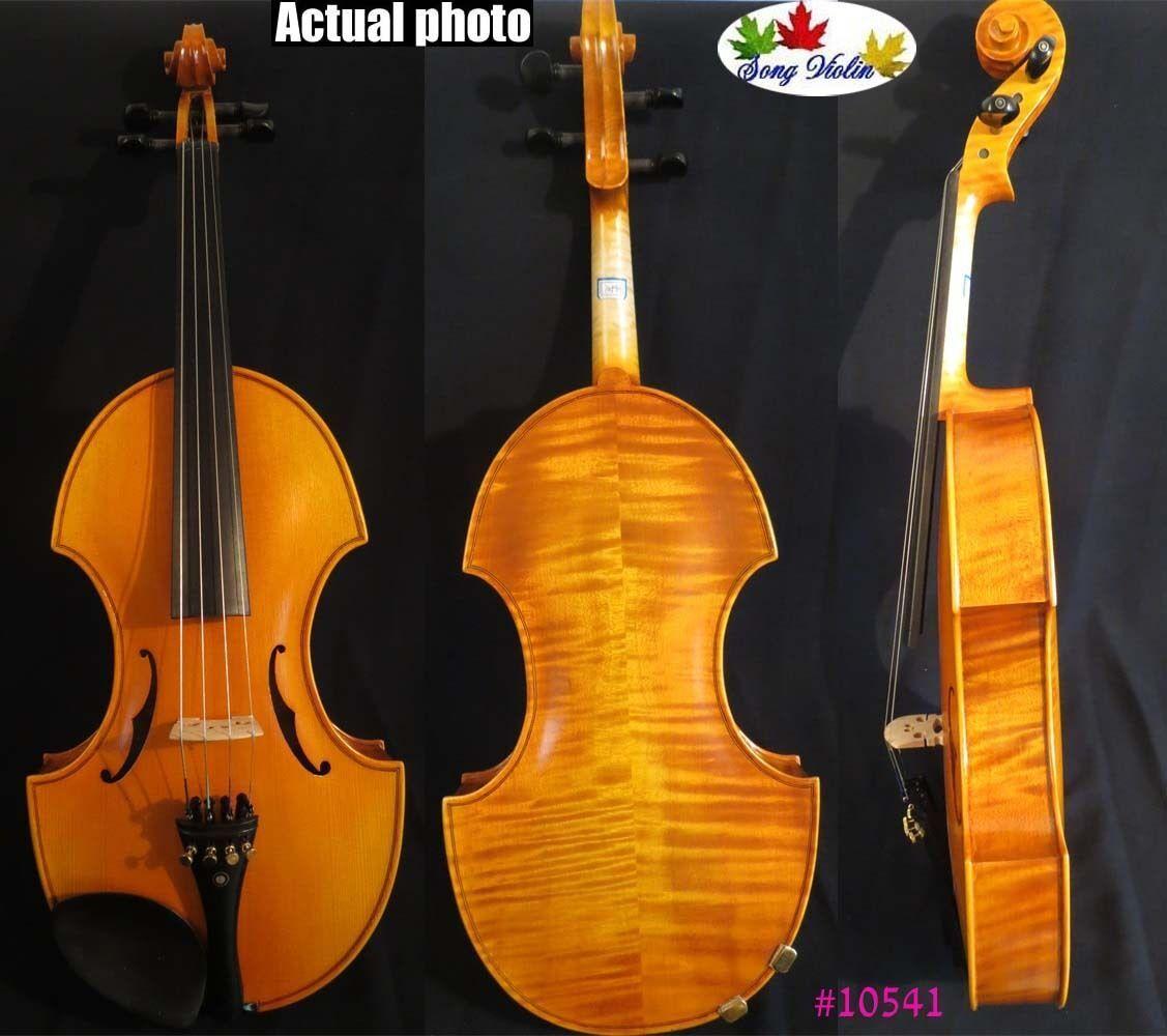 Estilo Barroco canción maestro 15 1 2 2 2  púrpura, costilla más grueso, fuerte sonido Rico  11541  te hará satisfecho
