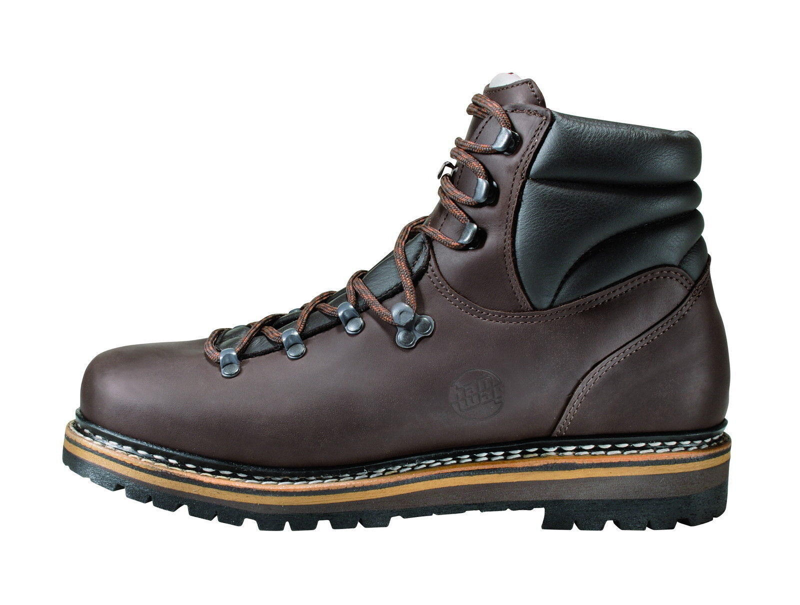 Hanwag Double-Stitched Classic Green Men  Size 10 - 44,5 Maroon  buy 100% authentic quality