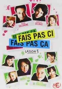 Make-Pas-Ci-Make-Pas-This-Season-3-DVD-New-Blister-Pack
