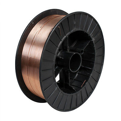 5kg Mild Steel 0.7kg Copper Coated Mig Welding Wire A18 0.8mm