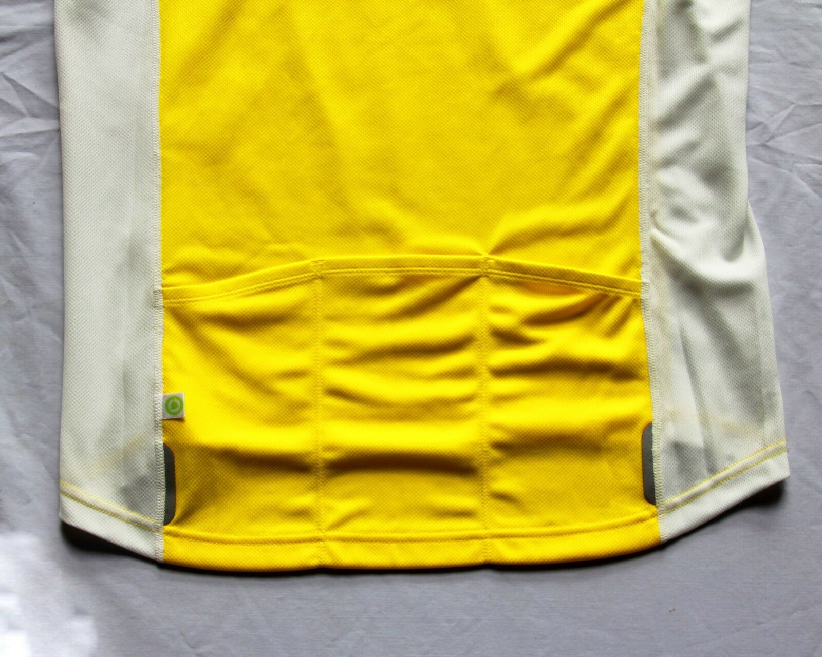 Cannondale Ride 2009 Jersey giallo 2009 Ride XL Nuovo with tags! 05ca56