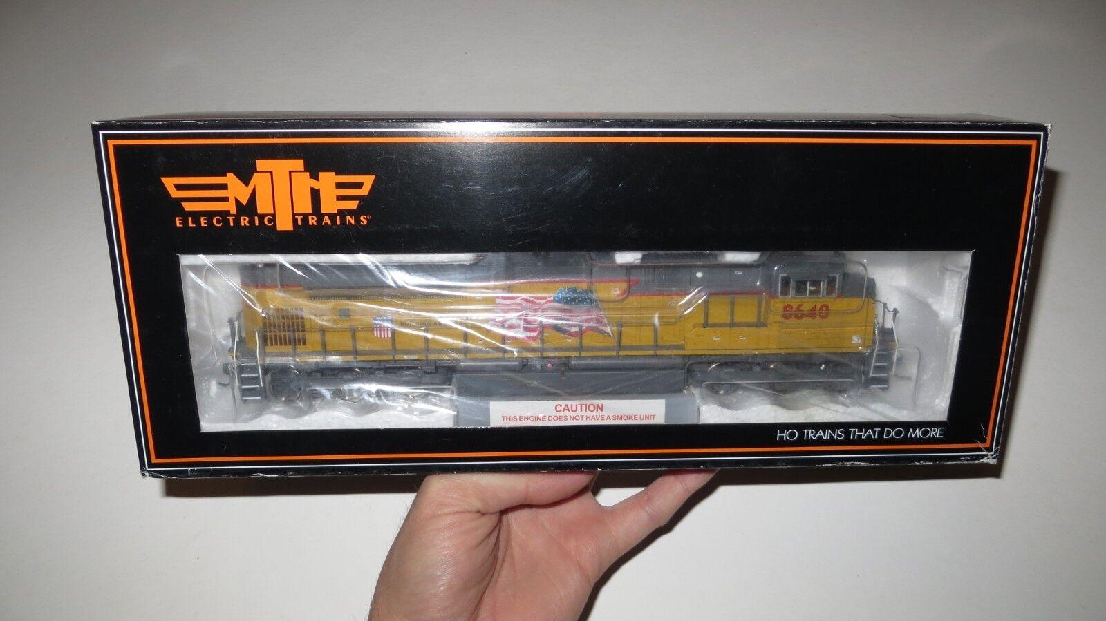 MTH Ho SD70ACE Unión Pacific Locomotora DCC Nuevo