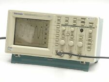 TEKTRONIX TDS 210 TWO-CHANNEL DIGITAL STORAGE REAL-TIME OSCILLOSCOPE 60MHz 1GS/s
