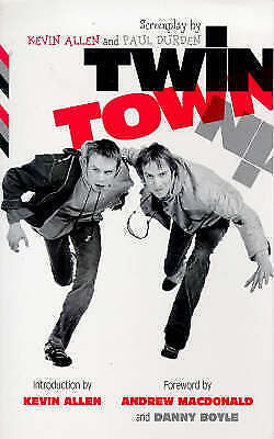 Twin Town, Kevin Allen, Used; Good Book