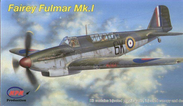 MPM 1 48 Fairey Fulmar Mk. I