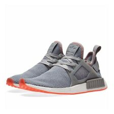 2763a9312 adidas NMD Xr1 Grey grey solar Red Men s Running Shoes By9925 7 for ...