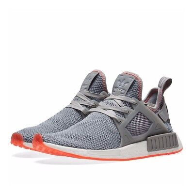 quality design 40450 ab103 Adidas Men's NMD XR1 Grey Three Solar Red #BY9925 Sneakers US Size 13 | eBay