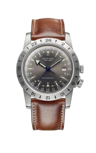 Glycine Gl0251 Wrist Watch For Men