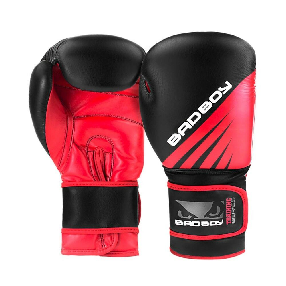 66da751a2 Details about Bad Boy MMA Training Series Impact Boxing Gloves Kick Punch  Mitts Sparring