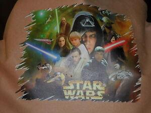Sitzsack von Lux ca.330 Liter Star Wars Applikation Lederimitat ...